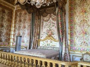 Marie Antoinette - petit appartement de la reine