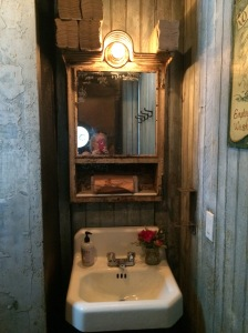 Five Leaves -industrial designed washroom