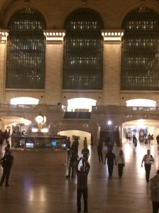Grand Central Station - S taking pics